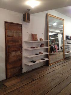 APC store  - Mercer st Soho NYC