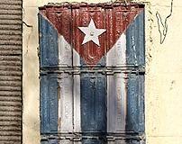 Cuba..love the flag!