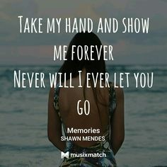 Memories/ Shawn Mendes