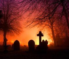 Grave yard Kingsbury