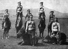 Siberian cossacks