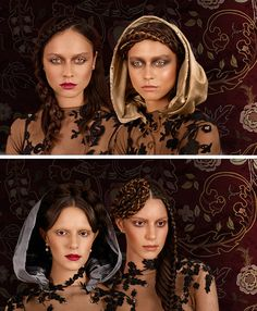 Illamasqua Facets Makeup Collection For Holiday 2014 #makeup #beauty