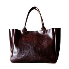 HEIRLOOM TOTE | OXBLOOD    Handcrafted cognac brown tote made from premium hand finished vegetable tanned leather.