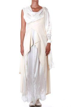 my kind of evening wear ... YOHJI YAMAMOTO - Evening Dress :: Ivo Milan