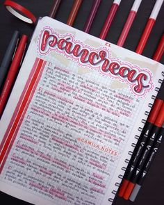 Bullet Journal Lettering Ideas, Bullet Journal Notes, Bullet Journal School, Bullet Journal Ideas Pages, Pretty Notes, Cute Notes, School Motivation, Study Motivation, Lettering Tutorial