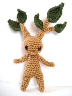 Mandrake Amigurumi Mandrake Crochet Root Harry by LaPetiteUnicorn Harry Potter Plush, Harry Potter Crochet, Harry Potter Nursery, Theme Harry Potter, Harry Potter Birthday, Crochet Gifts, Crochet Toys, Monster Pictures, Crochet For Kids