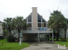 Carolina Beach, NC no views & kitchen needs to be gutted & opened up but maybe? $374,500 3/2