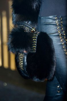 Philipp Plein Fall 2014 - Details