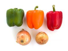 Bell Peppers and Onions for Easy Oven Fajitas Recipe Fajita Vegetables, Oven Vegetables, Chicken And Vegetables, Fajita Seasoning Mix, Fajita Mix, Cheap Easy Healthy Meals, Easy Healthy Recipes, Diet Recipes, Chicken Recipes