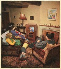 Home Appliances Maintenance 1950s Interior, Look Back In Anger, Colour Story, 1950s House, Dark Ages, Belle Epoque, Art History, Childhood Memories, Nostalgia