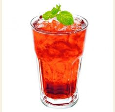 Berrymint Cream Soda - Winter Recipes - Recipes & Menu Items - Wholesale Coffee Supplies