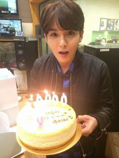Super Junior's Ryeowook marks his 10,000th day of existence