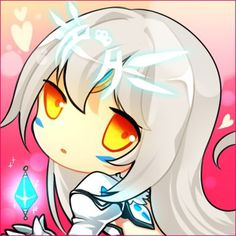 Eve (Elsword) Cute Chibi Code: Battle Seraph NyoX