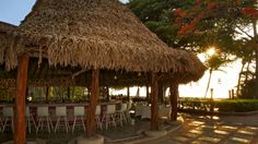 Beach Bar Media Luna Tamarindo....I absolutely loved it there!