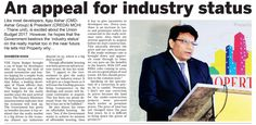 Check out Mr. Ajay Ashar's (CMD Ashar Group) interview in Mid Day. #Ashargroup #Interview #Midday #Newspaper