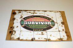 » Survivor Theme Party Game Challenges Nikki Lynn Design