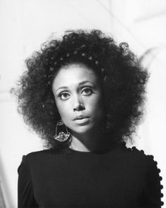 """vintageblackglamour: """" Denise Nicholas, the actress best known for Room 222 and In the Heat of the Night, released her debut novel Freshwater Road in Loosely based on her own life, Freshwater. Black Actresses, Black Actors, Vintage Black Glamour, Vintage Beauty, Afro, Hair Icon, African American Women, American Art, American History"""