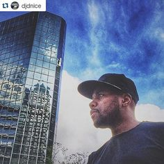 Repost @djdnice DJ D NICE.. BDP A few months ago I had to face the reality that I really didn't understand how to truly love someone. Growing up I spent no more than four years of my life living with a parent. I spent my childhood living between the homes of my great grandmother and my aunts Faye and Di. From the age of 12 thru 17 I resided in the Bronx with my cousin Vanessa who happens to be just 7 years older than I am.  Like so many kids growing up in the inner city I never knew what it…