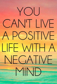 It's difficult to keep positive outlook all the time. Things may overwhelm you and demotivate you. Work to get the positive mind-frame during that moments, if thats the only thing you are able to do.