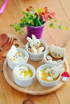 Hot spring animals ... baby foods