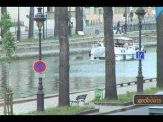 Canal St-Martin, Paris (France) - Travel Guide