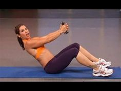 Jillian Michaels: Ripped Abs Workout - YouTube