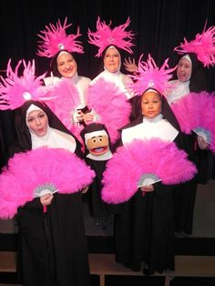 Gulfport Little Theatre in Gulfport, Mississippi - Nunsations