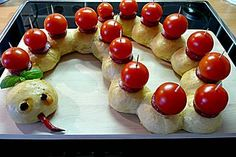 Brötchenwurm für z.B. KiGa-Frühstück #coupon code nicesup123 gets 25% off at  leadingedgehealth.com