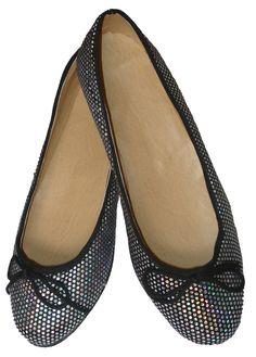 Ballerinas | Chatitas con Brillos -  Talles del 35 al 45  Zapatos Podestá  www.estilopodesta.com