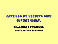 Cartilla lectura by via slideshare You Changed, Like You, Messages, Education, Labs, School, Letters, Reading, Activities