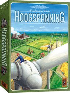 Expert Games. Hoogspanning