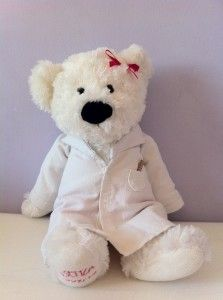 Tutorial Tuesday! Teddy bear labcoat for #geekcrafts.com