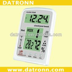 digital thermometer with big digit
