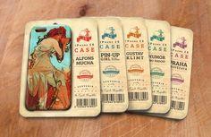 iPhone Case Packaging Design
