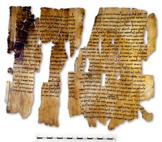 Dead Sea Scrolls.........amazing