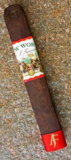 Cigar Dan's Cigar & Coffee Reviews: New World Robusto From A.J. Fernandez Cigars. www.cheapashcigar.com