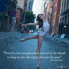 Stretch Your Imagination | Ballet Beautiful