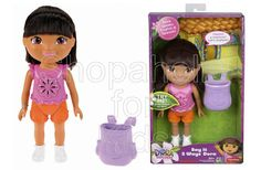 Fisher Price .  Dora the Explorer - Say It 2 Ways Dora Doll . To order: http://www.shopaholic.com.ph/#!/Fisher-Price-Dora-the-Explorer-Say-It-2-Ways-Dora-Doll/p/29106229