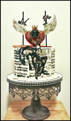 Christophers bday cake  - Cake by Danijela Lilchickcupcakes