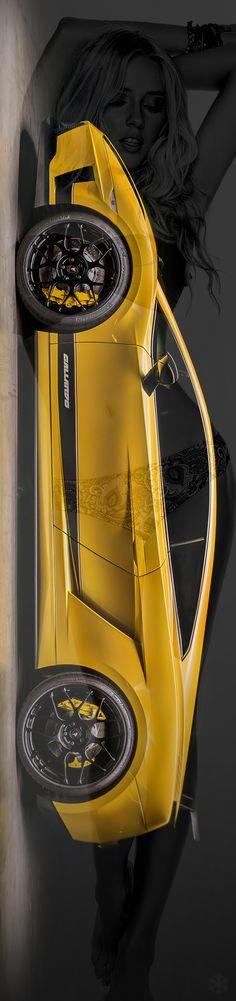 Lamborghini Gallardo + Model