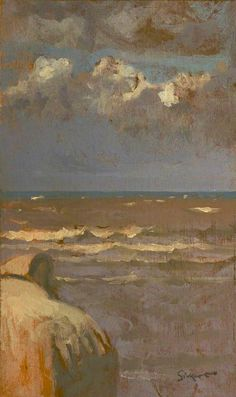 BBC - Your Paintings - Seascape