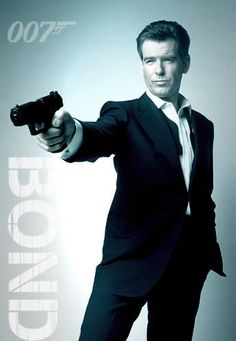 Pierce Brosnan as James Bond | Pierce Brosnan, made one great Jamesbond!