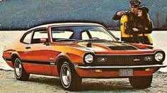 O Ford Maverick ,  surgiu nos EUA, em 1969, concebido para combater a invasão de  europeus e japoneses no mercado americano, foi cons...