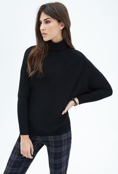 Forever 21 turtle neck jumper for Christmas Eve