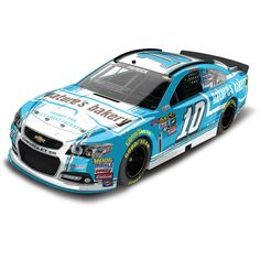 Danica Patrick Action Racing 2016 #10 Nature's Bakery1:24 NASCAR Sprint Cup Series Galaxy Die-Cast Chevrolet SS - $89.99