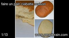 Comment faire un pain ciabatta maison https://fr.peoplbrain.com/tutoriaux/cuisines/faire-un-pain-ciabatta-maison