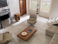 Pavimenti in gres porcellanato STON-KER® Newport Natural 59,6x59,6 cm | Rivestimenti Newport Natural 33,3x100 cm · Avenue Natural 33,3x100 cm