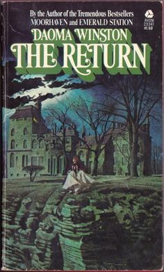 Daoma Winston, The Return (New York: Avon, 1972), with cover art by Robert McGinnis.