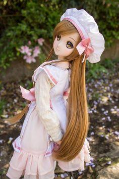 Mirai Suenaga Smart Doll by Samantha Erin Waddell