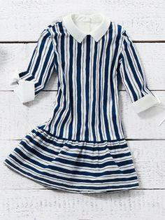 b5ea99f0f Girl's Drop Waist Dress 05/2014 #143. Mini YachtKids PatternsChildrens  Sewing ...